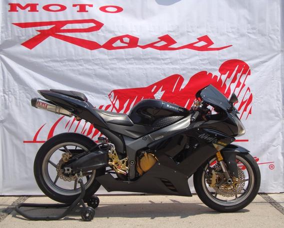 Kawasaki Ninja Zx-6r Impecable