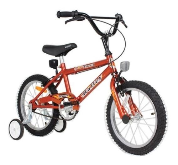 Bicicleta Halley R16 Bmx Varon 19050