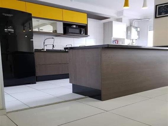 Apartamento Nova Mogilar Mogi Das Cruzes/sp - 2969
