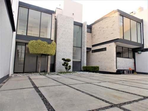 Residencia Recién Remodelada Con Alberca En Campestre Churubusco