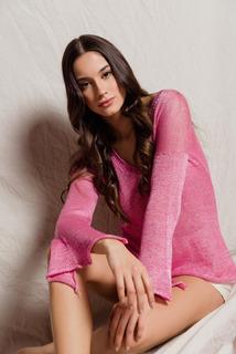 Sweater De Seda