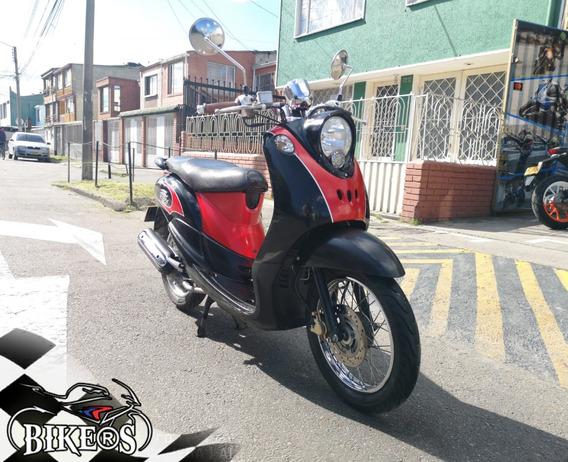Yamaha Fino 115 2013 ,papeles Nuevos, Recibo Tu Moto, Bikers