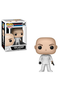 Funko Pop #626 - Lex Luthor - Dc Smallville - 100% Original