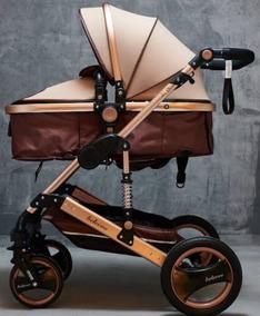 Confort Baby Car Moises 2 Em 1 Belecoo Luxo Importado