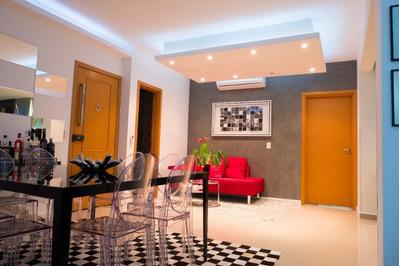 Apartamento Em Edifício Paisagem Tamboré, Barueri/sp De 123m² 3 Quartos À Venda Por R$ 910.000,00 - Ap184301