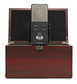 Microfono De Condensador Cad Equitek E100s