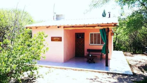 Vendo Cabaña Monoambiente En La Banda, San Marcos Sierras