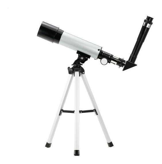 Telescópio Monocular Tripé 90 Vezes Zoom Observação Da Lua