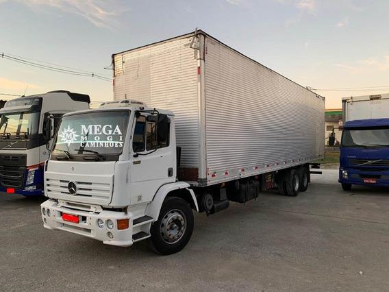 Mb 1418 Truck Bau 11m