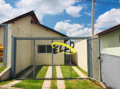 Imagem 1 de 26 de Casa Com 2 Dormitórios À Venda, 80 M² Por R$ 290.000,00 - Jardim Japão - Cotia/sp - Ca5046