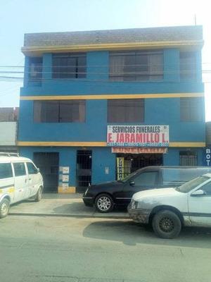 Vendo 1 Er Piso Zona Altamente Comercial (frente Hospital )