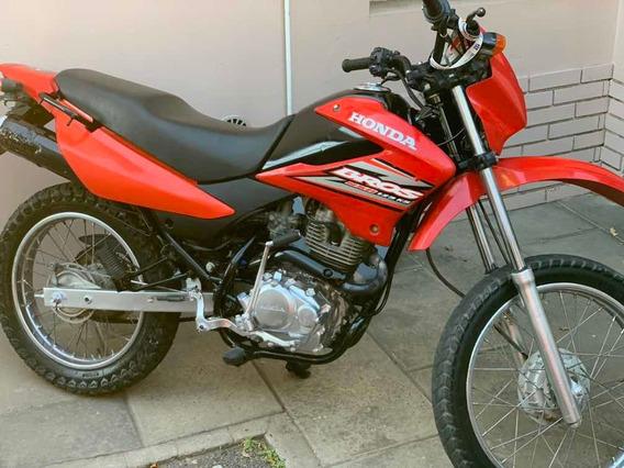 Honda Bross Nxr 125