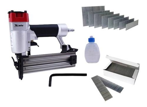 Pinador Pneumatico 10 A 50mm Mtx Profissional C/ 30mil Pinos