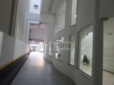Prédio Comercial À Venda, Centro, Santo André. - Pr0018