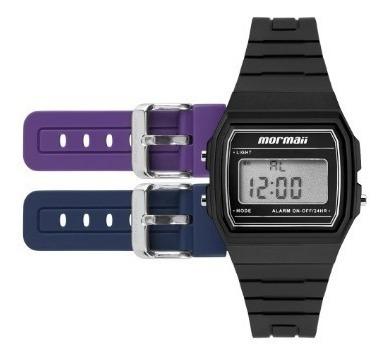 Relógio Mormaii Vintage Troca Pulseiras Mojh02ah/8p Origina