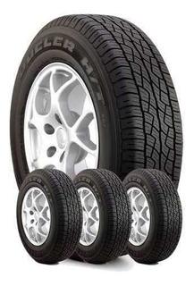 Combo 4 Neumáticos 235/60 R16 100h Dueler Ht 687 Bridgestone