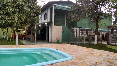 Chácara Em Itanhaém Ficando Lado Serra 2km Da Pista Ref 4437