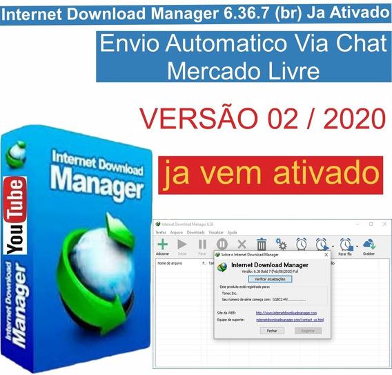 Internet Download Manager 6.36.7 (br) .