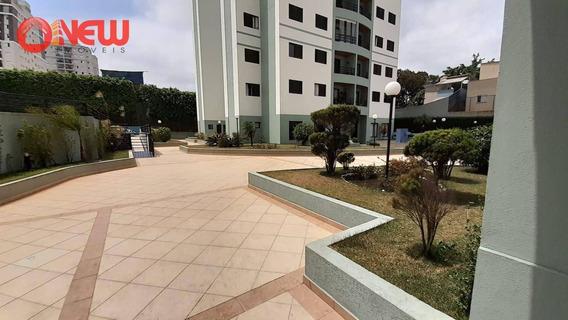 Apartamento Com 3 Dormitórios Para Alugar, 74 M² Por R$ 1.700/mês - Gopoúva - Guarulhos/sp - Ap1767