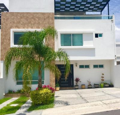 Casa En Renta Lomas De Juriquilla Queretaro Rcr200728-od