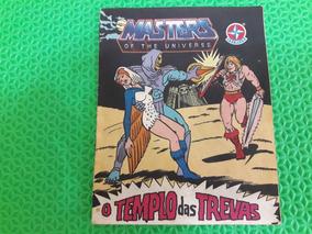 Revista Revistinha He Man O Templo Das Trevas Estrela Mattel