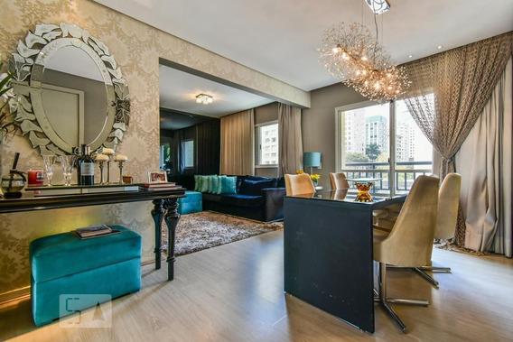 Apartamento No 3º Andar Mobiliado Com 1 Dormitório E 1 Garagem - Id: 892961826 - 261826