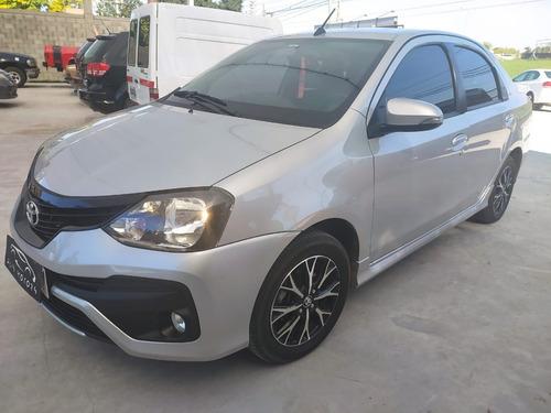 Etios 1.5 Sedan Xls Mod19 Anticipo$950.000 + Cuotas Fijas.