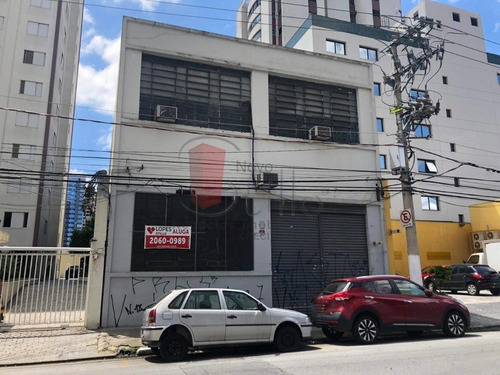 Galpao - Vila Gomes Cardim - Ref: 8168 - L-8168