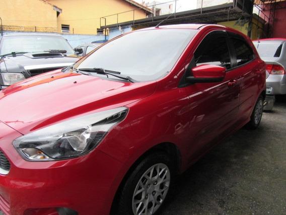 Ford Ka Se 1.0 Flex 2015 Completo