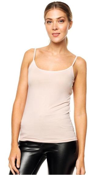 Musculosa Tirita Mujer Talle 1 A 5 (x Mayor)