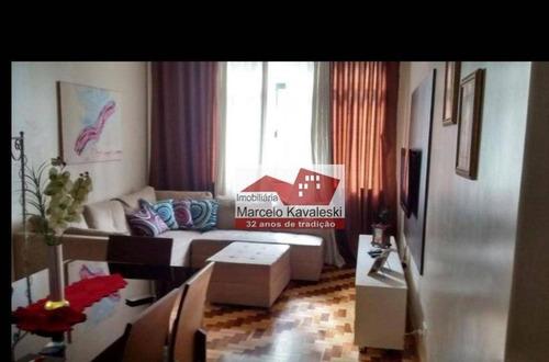 Imagem 1 de 30 de Apartamento Com 2 Dormitórios Para Alugar, 120 M² Por R$ 3.600,00/mês - Vila Mariana - São Paulo/sp - Ap13087