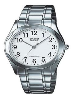 Reloj Casio Moda Hombre Malla Acero Mtp-1275
