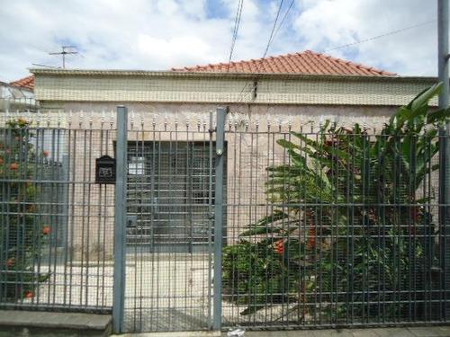 Casa Residencial À Venda, Vila Zelina, São Paulo. - Ca0451
