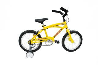 Bicicleta Paelmo Playera Rodado 16 Nene