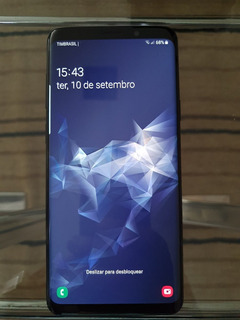 Galaxy S9 Plus 128 Gb 6gb Ram Desbloqueado