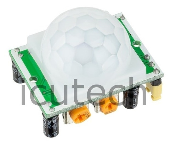 Modulo Detector Movimiento Pir Hc-sr501 Arduino