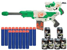 Super Kit Lançadores Shot Supreme + Master Com Acessórios