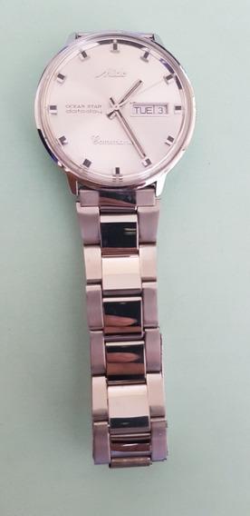 Relógio Mido Ocean Star Aço