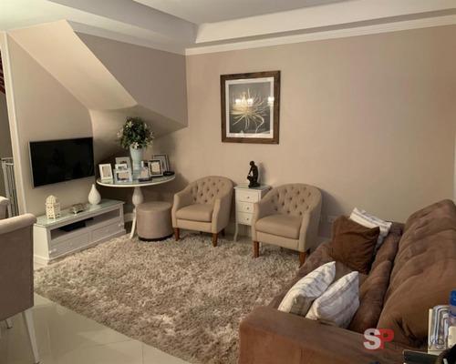 Imagem 1 de 25 de Casa Em Condominio A Venda - 2 Suites, 2vagas, 85m - Churrasqueira - Otima Localização - V2809 - 69715489