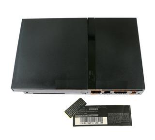 Carcasa Consola Ps2 70000 Negra