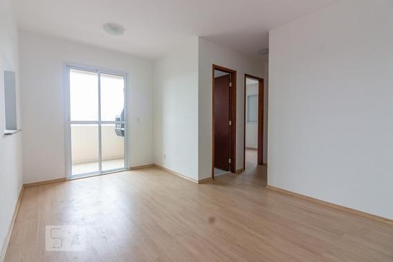 Apartamento No 4º Andar Com 2 Dormitórios E 1 Garagem - Id: 892951427 - 251427
