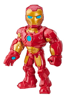 Avengers Mega Figuras Iron Man Hulk Spiderman 25 Cm