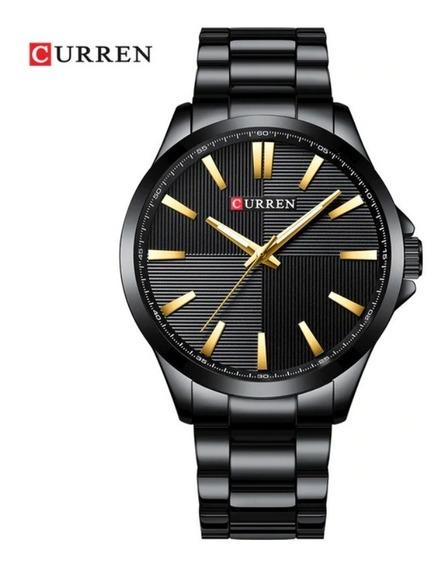 Relógio Curren 8322d Original Promoção Ótima Pronta Entrega