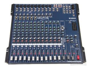 Consola Yamaha Mg166cx - 16 Canales-efectos -anvil A Medida
