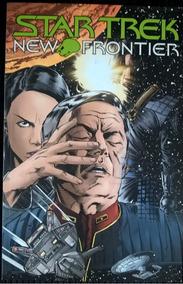 Star Trek: New Frontier - Idw