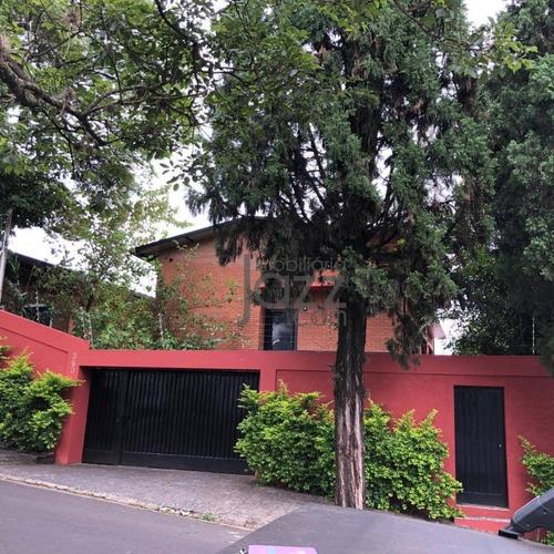 Casa Conceito Em Bairro Nobre - Ca6300