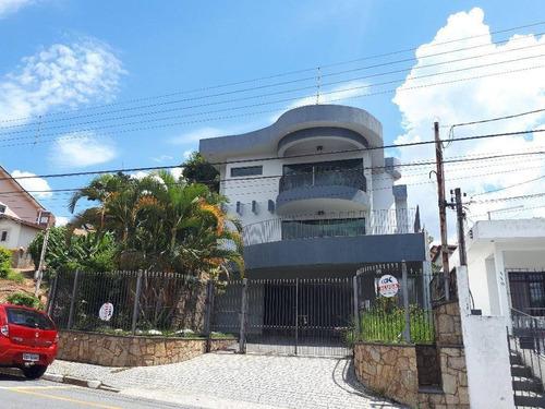 Casa Comercial Para Locação, Jardim Rincão, Arujá. - Ca0609