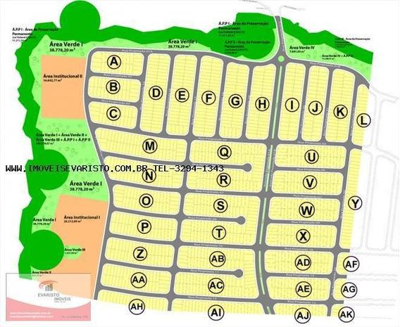 Terreno Para Venda, Jardim Jequitiba - 1824