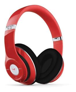 Auricular Bluetooth Inalambrico Radio Fm Sd Mp3 Tm-010 Bass