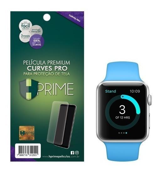 Película Premium Hprime Apple Watch 42mm - Curves Pro